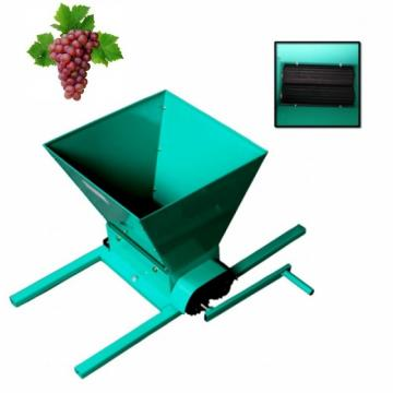 Zdrobitor manual pentru struguri cu cadru verde de la On Price Market Srl
