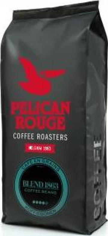 Cafea boabe Pelican Rouge Blend 1863