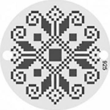 Bratara motive traditionale, pandantiv Argint 925