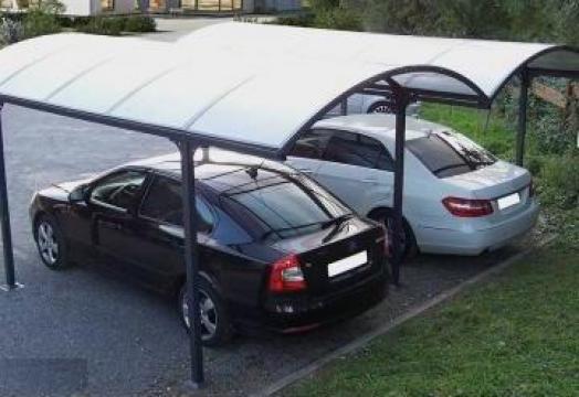 Carport dublu Arcadia 2