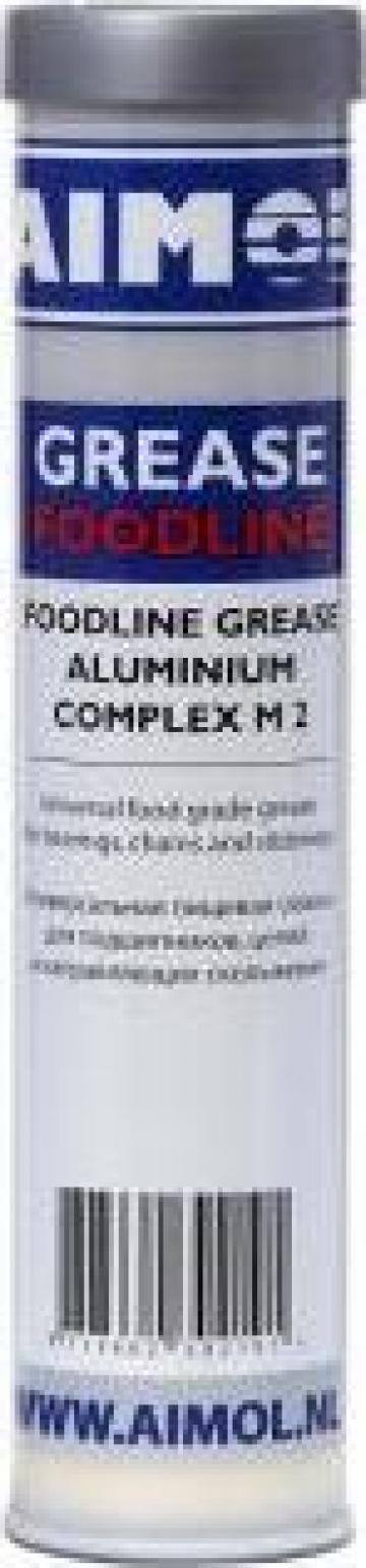 Vaselina Aimol Foodline Grease Aluminium Complex M2 de la Armos Exim Srl