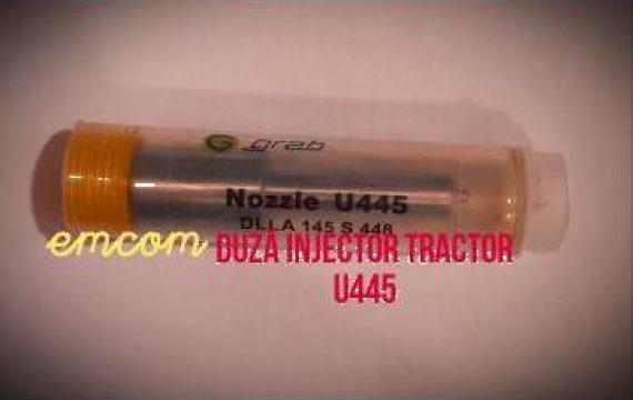 Duza injector U445 de la Emcom Invest Serv Srl