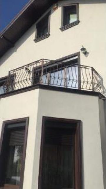 Termopane PVC, rulouri exterioare, inchideri terase
