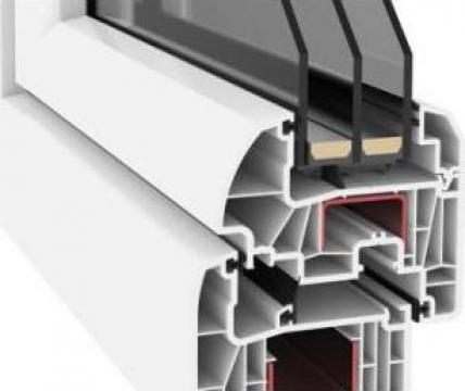 Profile PVC TP7000 de la Multimaster Srl