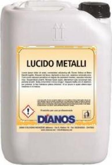 Ceara Lucido pentru metale, alama, inox de la Maer Tools