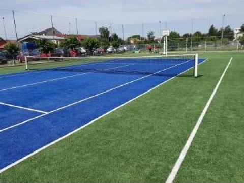 Gazon sintetic tenis profesional sau padell
