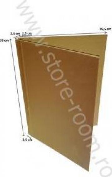Coperta de arhivare 49,5 cm x 33 cm de la Brand Archive Solutions Srl