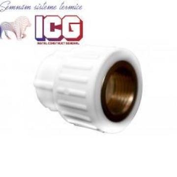 Adaptor PPR 20X3/4 FI de la ICG Center