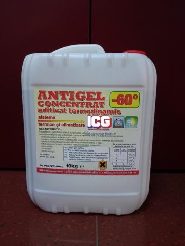 Antigel instalatii incalzire 10 kg ICG de la ICG Center