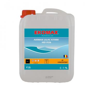 Odorizant profesional canistra 5 litri Airmax Lilac K7000 de la Ekomax International Srl