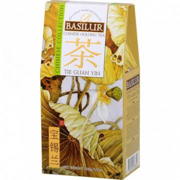 Ceai verde refil Basilur Guan Yin 100g de la KraftAdvertising Srl