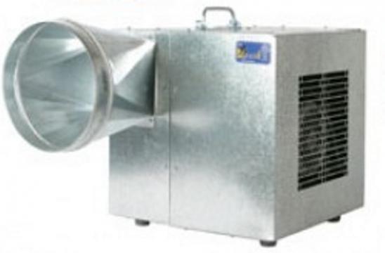 Ventilator gonflabile BCI 20/8 M2 1.1kW