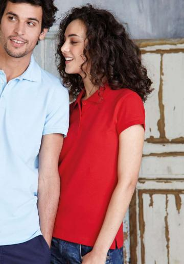 Tricou dama Brooke - Ladies' Short Sleeve Polo Shirt de la Top Labels