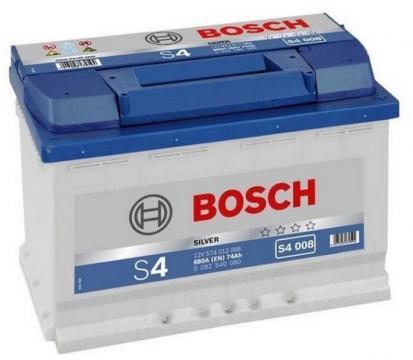 Baterie auto Bosch S4 74 Ah de la Drill Rock Tools