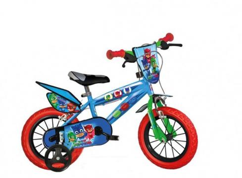 Bicicleta copii 16'' Eroii in Pijama