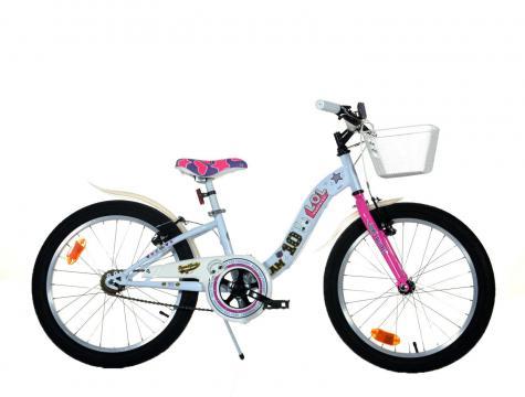 Bicicleta copii 20'' - LOL