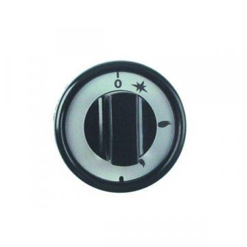 Buton robinet de gaz cu flacara de aprindere 110297