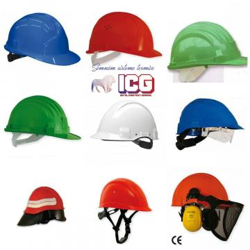 Casti de protectie de la ICG Center