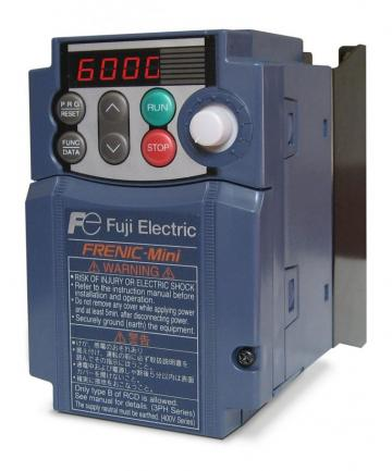 Convertizor de frecventa - Fuji Mini C2, 0.4Kw/1.5A, 3 faze