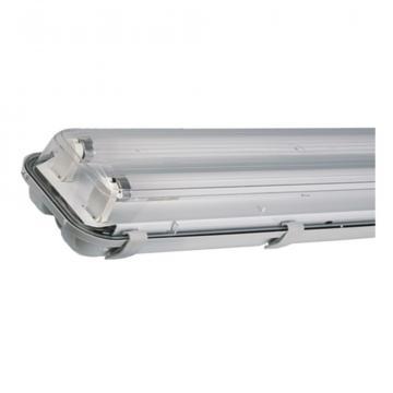 Corp iluminat FIPAD 1x36W, balast electroganetic IP65