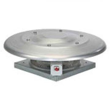 Ventilator centrifugal CRHT/6-630