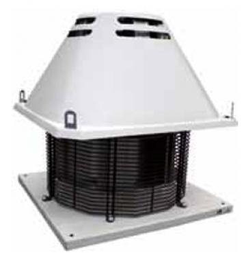 Ventilator evacuare fum CTH40 M4 0.37kW