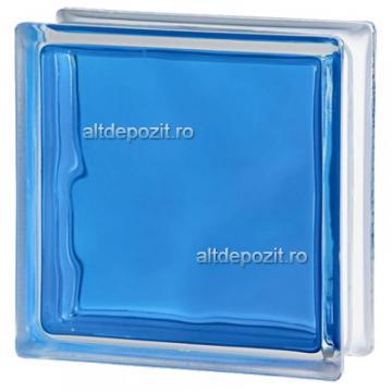 Caramida sticla albastru de la Altdepozit Srl