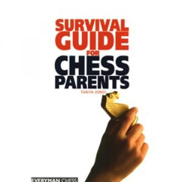 Carte, Survival guide for chess parents de la Chess Events Srl