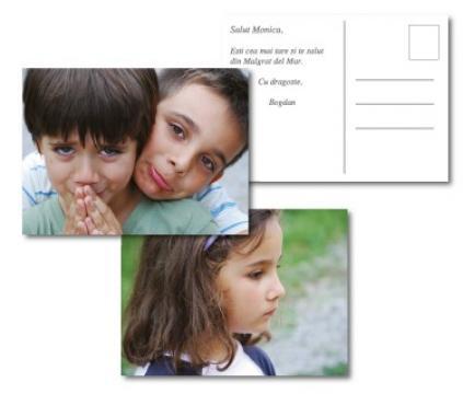 Carti postale personalizate CPO001