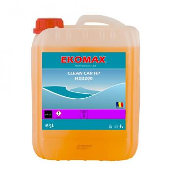 Sampon auto cu pH neutru canistra 5 litri Clean Car HP de la Ekomax International Srl