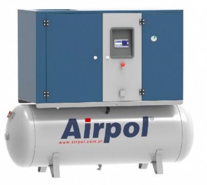 Compresor cu surub Airpol K5 de la Tehnic Depo Srl