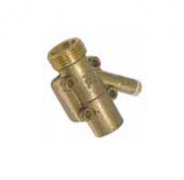 Conexiune pentru robinet gaz M20x1.5, conducta 12/10mm