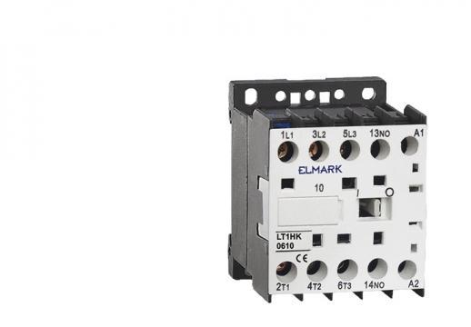 Contactor 4kW 230V 1NO LT1H K0910 de la Kalva Solutions Srl