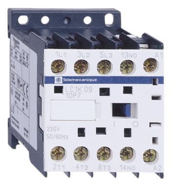 Contactor 7.5kW, 220/230V 50/60Hz