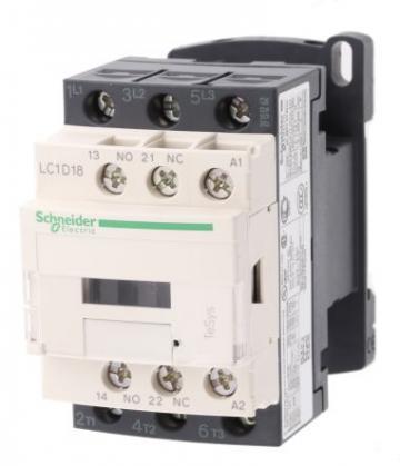 Contactor 7.5kW/400V 220V 50/60Hz Telemecanique de la Kalva Solutions Srl