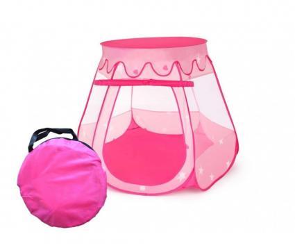 Cort de joaca pentru copii Aga Playcenter, roz