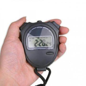Cronometru electronic cu timer, alarma si data KTJ TA-228
