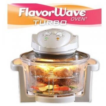 Cuptor electric FlavorWave Turbo Oven cu convectie de la Startreduceri Exclusive Online Srl - Magazin Online - Cadour