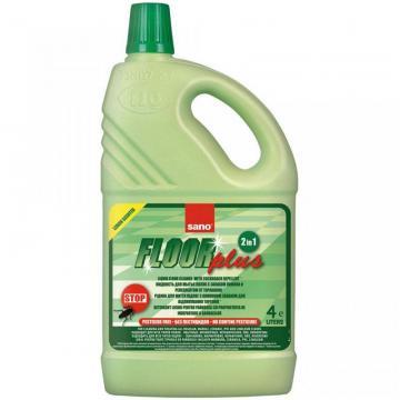 Detergent pardoseli Sano Floor Plus - respinge insectele