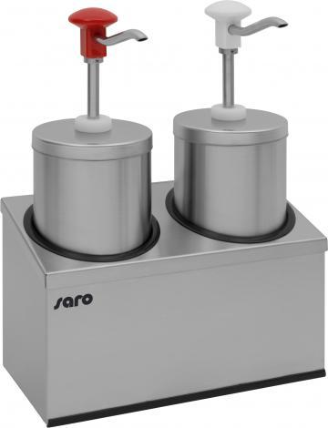 Dispenser pentru sos PD-005 de la Clever Services SRL