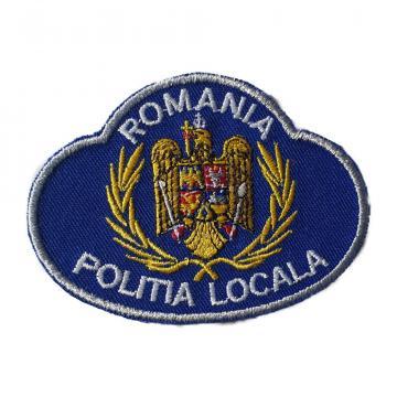 Emblema coifura Politia Locala 2 de la Hyperion Trade
