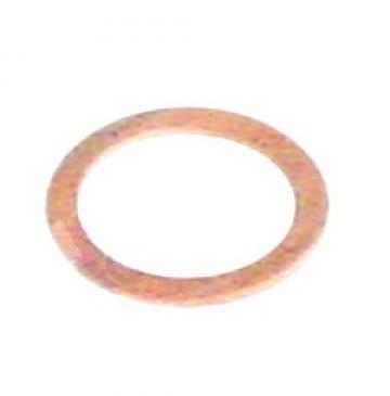 Garnitura cupru plata 18mmx13,5mm, grosime 1mm