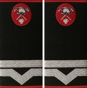 Grade Maistru militar clasa 4 pompieri IGSU de la Hyperion Trade