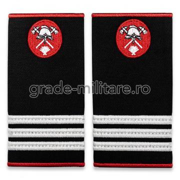 Grade capitan pompieri IGSU de la Hyperion Trade