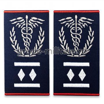 Grade medic comandant regional Gradul II ambulanta de la Hyperion Trade