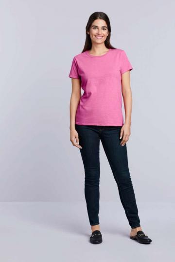 Tricou Heavy Cotton Ladies' T-shirt de la Top Labels