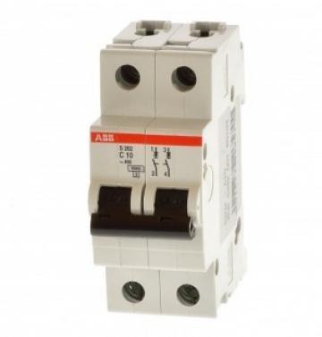 Intrerupator automat bipolar ABB 32A/1N de la Kalva Solutions Srl