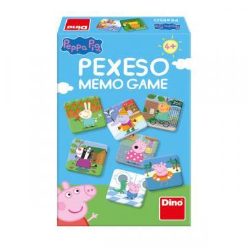 Joc de memorie - Purcelusa Peppa