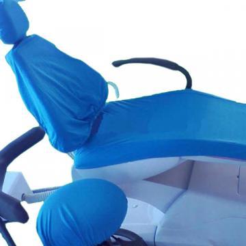 Kit protectie scaun stomatologic, husa tetiera, spatar
