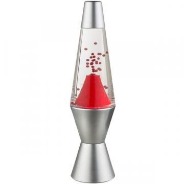 Lampa decorativa de birou cu efect de vulcan, Lava Lamp de la Startreduceri Exclusive Online Srl - Magazin Online - Cadour